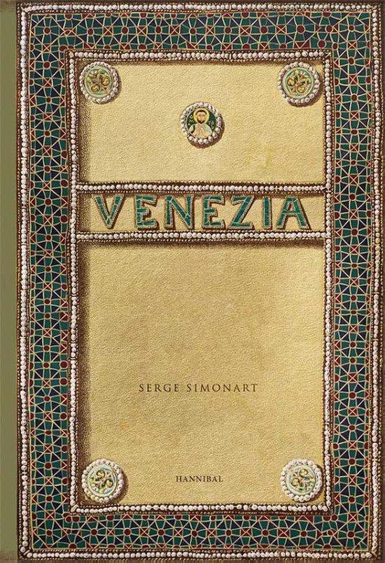 Boek cover Venezia van Serge Simonart (Hardcover)