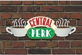 FRIENDS - Poster 61X91 - Central Perk Brick