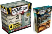 Spellenbundel - Escape Room - 2 Stuks - The Game basisspel 2 & Uitbreiding Redbeard's Gold