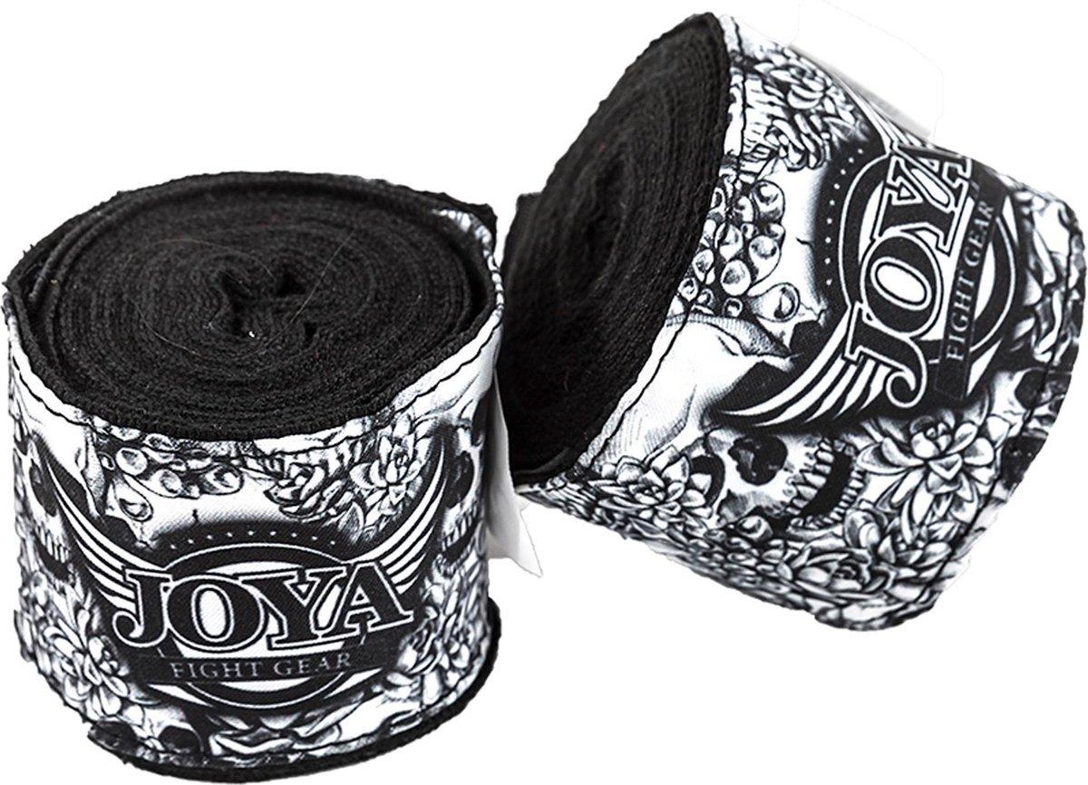 Joya PolsbeschermerVolwassenen - zwart/wit