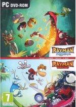 Rayman Legends + Rayman Origins  (DVD-Rom) - Windows