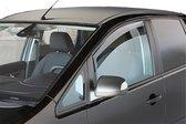 Farad Zijwindschermen - Fiat Panda 5 deurs vanaf 2012 - Voorportieren - Kleur Smokey