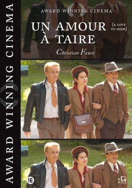 Cover van de film 'Un Amour A Taire'