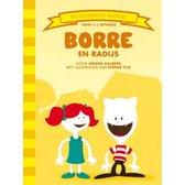 De Gestreepte Boekjes Groep 3 -   Borre en Radijs