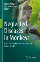 Omslag Neglected Diseases in Monkeys