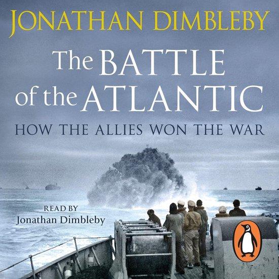 Boek cover The Battle of the Atlantic van Jonathan Dimbleby (Onbekend)