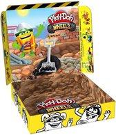 Play-Doh Wheels Klei - 4 Potjes