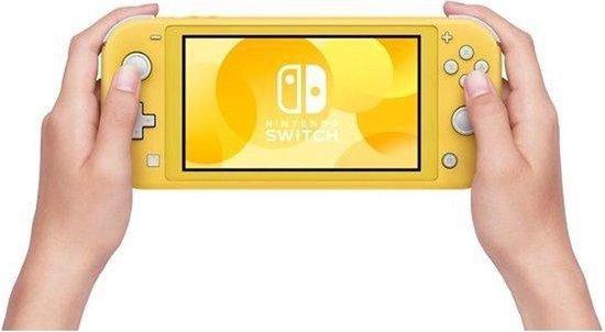 Nintendo Switch Lite Console - Geel