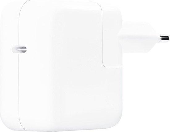 Apple 29W USB-C snellader - iPhone/iPad oplader - Wit