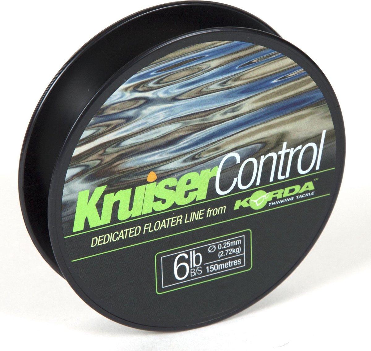Korda Kruiser Controll - Drijvend Nylon - 0.25 mm - 6 lb - 150 m - Korda