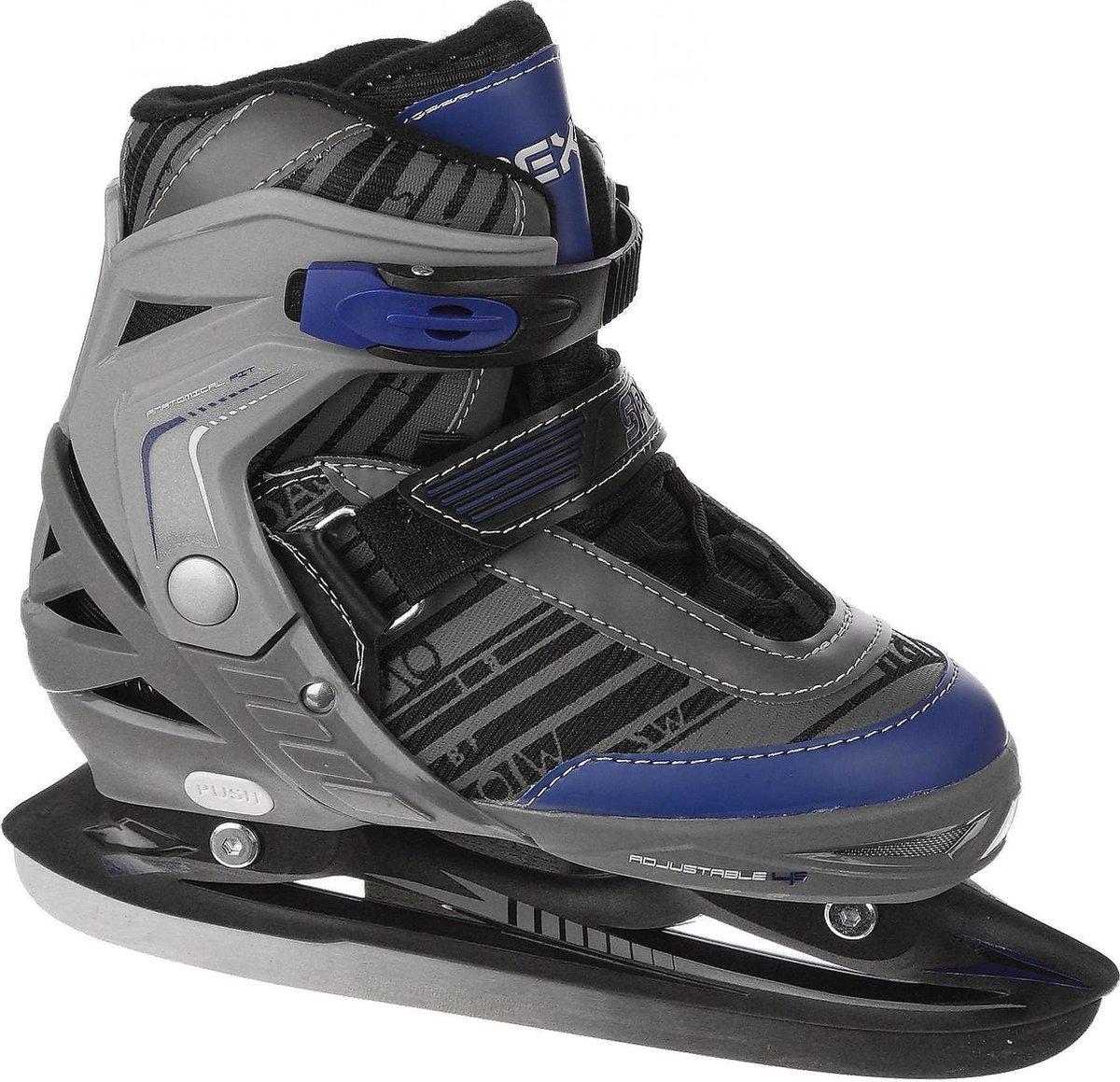 Spex Ice Ijshockeyschaatsen Zwart Kinderen