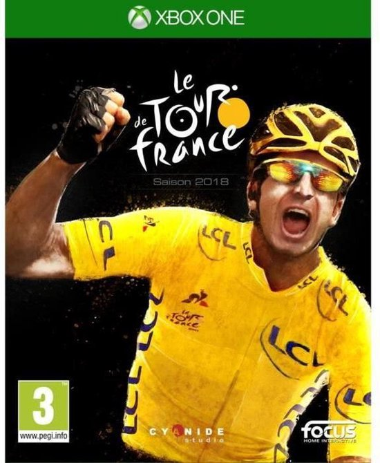 Tour de France 2018 Xbox One Game