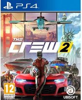 The Crew 2 PS4-game