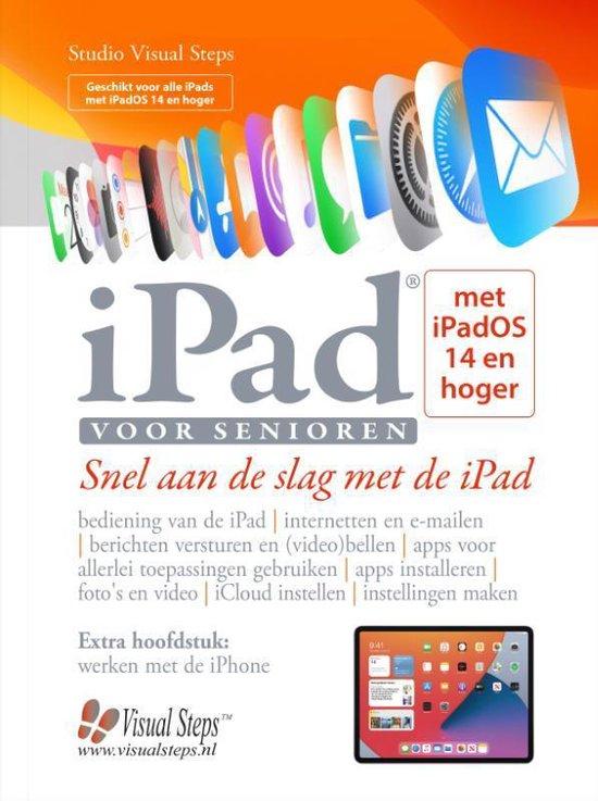 Afbeelding van iPad voor senioren met iPadOS 14 en hoger