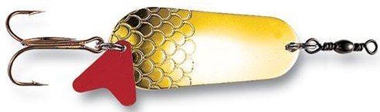 DAM Effzett lepel standard - 5.5 cm - goud