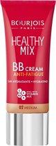 Bourjois Healthy Mix BB Cream Foundation - 02 Medium - Beige