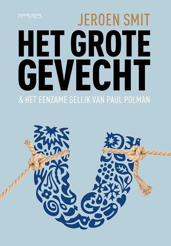 Boek cover Het grote gevecht van Jeroen Smit (Paperback)
