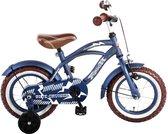 Volare Blue Cruiser Kinderfiets - Jongens - 12 inch - Blauw