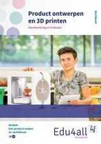 VMBO Dienstverlening en Producten  -  Product ontwerpen en 3D printen werkboek