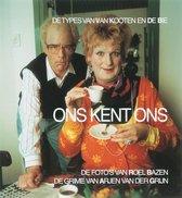 Boek cover Ons kent ons van Kees van Kooten (Paperback)