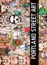 Boek cover Portland Street Art & Graffiti Book: Volume 2 van A. Tarantino