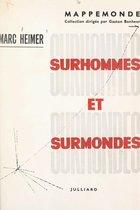 Omslag Surhommes et surmondes