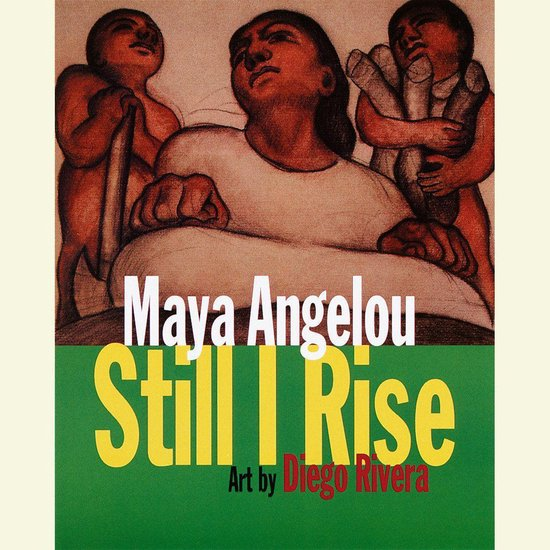 Boek cover And Still I Rise van Maya Angelou (Onbekend)