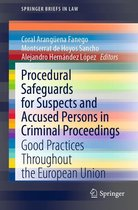 Procedural Safeguards for Suspects and Accused Persons in Criminal Proceedings