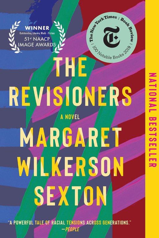 Boek cover The Revisioners van Margaret Wilkerson Sexton (Onbekend)