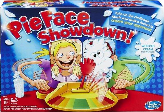 Pie Face Showdown – Actiespel