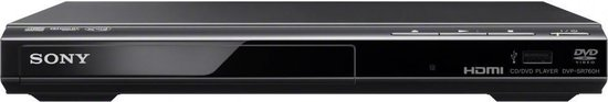 Sony DVP-SR760H - DVD-speler met HDMI-aansluiting