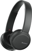 Sony WH-CH510 - Draadloze on-ear koptelefoon - Zwart