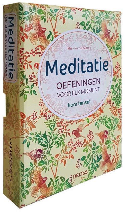 Meditatie oefeningen voor elke dag - Kaartenset - Mary Nurriestearns   Fthsonline.com