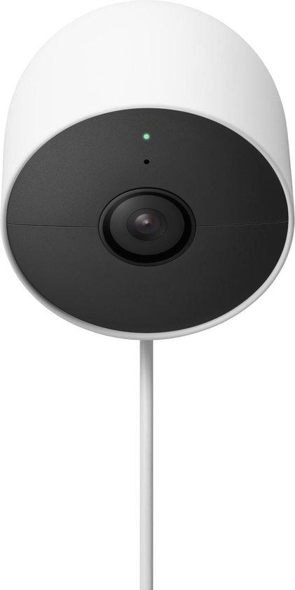 Google Nest Cam Beveiligingscamera - Batterij