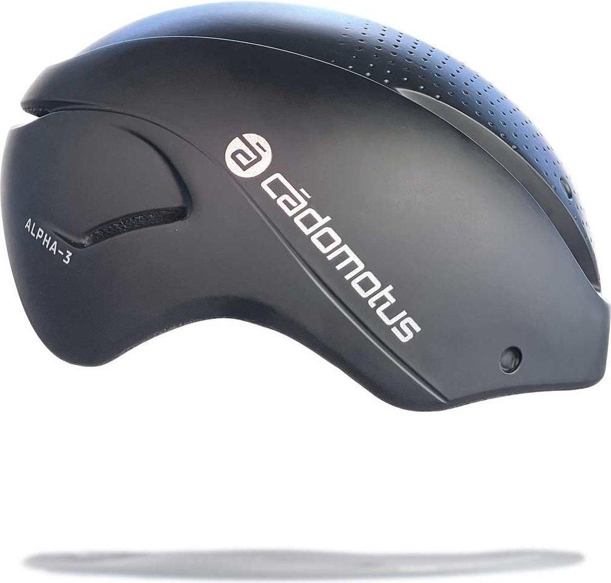 Cádomotus Alpha-3 Speedskating Helm - Shorttrack Helm - Schaatsen - Maat S/M