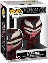 Venom Let There Be Carnage Pop Vinyl: Carnage - Multicolour