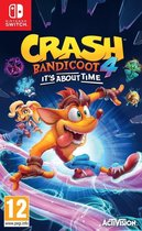 Crash Bandicoot 4 It's About Time! - Switch