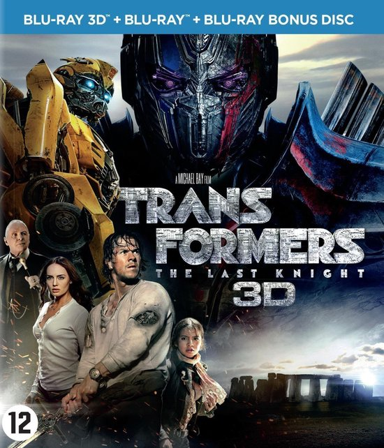 Transformers 5; The Last Knight (3d