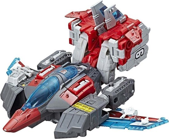 Hasbro Transformers Titan Return Blunderbuss en Broadside