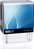 Colop Printer 10 Blauw | Stempel laten maken | Stempel met uw afbeelding en tekst | Bestel nu!