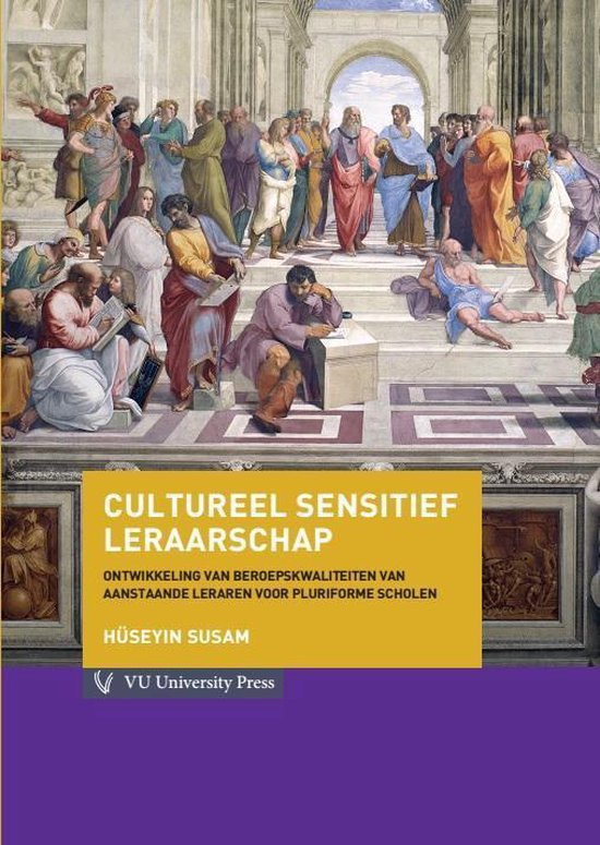 Cultureel sensitief leraarschap - Hüseyin Susam |