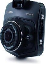 Caliber DVR210  - Dashcam met GPS  3,0 megapixel scherm - Zwart