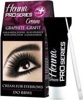 Verona Professional Henna Eyebrow Cream Pro Series Graphite 15ml.