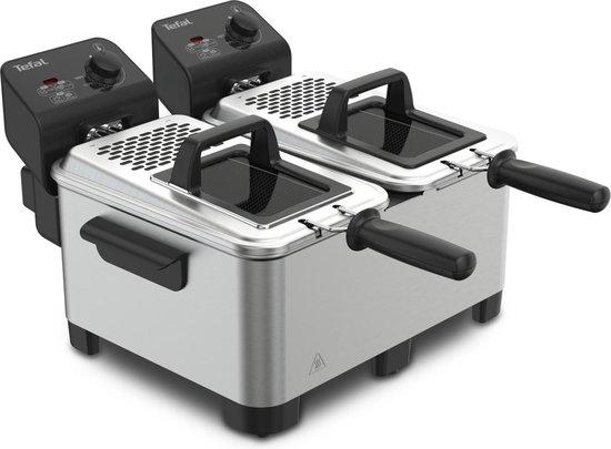 Tefal Double Pro FR3610 - Frituurpan