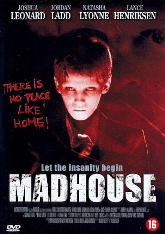 Cover van de film 'Madhouse'