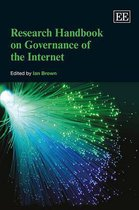 Research Handbook on Governance of the Internet
