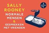 Boekomslag van 'Normale mensen + Gesprekken met vrienden'