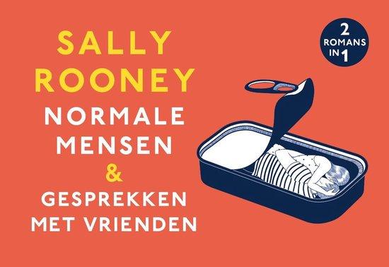 Normale mensen + Gesprekken met vrienden - Sally Rooney |