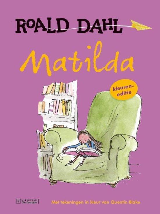 Matilda - Roald Dahl |