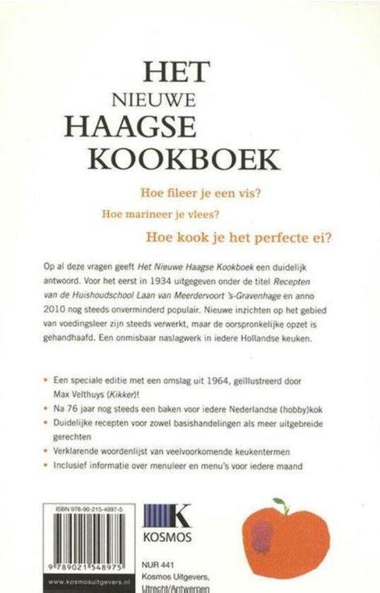 Het nieuwe Haagse kookboek - F.M. Stoll